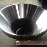 採鉱産業のためのマンガン鋼鉄円錐形の粉砕機の部品