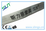 Le type sangle plate d'oeil de fibre de Sln Synthectic lance le GS de la CE