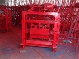 4-40 Semi автоматическая конкретная производственная линия машины кирпича/блока