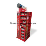 Fachmann kundenspezifischer Papierpappe-Positions-Ausstellungsstand