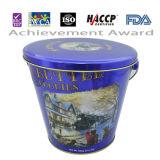 bolinho de manteiga 500g na lata azul da cubeta
