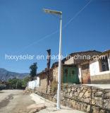 China integrierte alle in einem LED-Solarstraßenlaterne