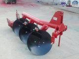 Terra de exploração agrícola Preparation Implement Tratora Round Pipe Disc Plough para Sale