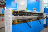 Цена гибочной машины плиты Ce стандартное Wc67y-200t3200mm гидровлическое, гидровлический скоросшиватель листа, машина тормоза давления