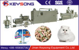 機械で造らせる軽食かセリウムが付いている生産ラインをフルオートの乾燥した犬猫の鳥の魚食糧