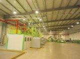 Almacén de almacenaje prefabricado de la construcción de la estructura de acero