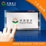 """휴대용 인쇄 기계 7 """" 전기 용량 접촉 위원회를 가진 TFT LCD 디스플레이"""