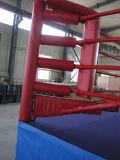 Boxeo Profesional Flatform competición de boxeo anillo MMA Jaula