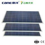 módulo do painel solar de eficiência elevada 50-320W da garantia 25years