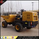 Cargamento delantero carro de descargador diesel del sitio de 2 toneladas