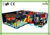 Спортивная площадка напольной игры /Kids спортивной площадки космического пространства группы Спортивной площадки-Kaiqi крытой мягкой крытая, торговый центр, гимнастика