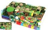子供の遊園地の子供のための商業屋内運動場のジャングルの体操