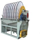 Фильтр диска вакуума минируя машинного оборудования для Dewatering штуфа
