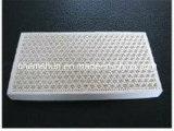 Piatto di ceramica della cordierite di Chemshun per il fornitore dei riscaldatori e del barbecue