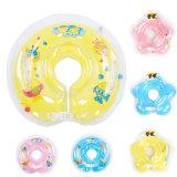 Zwemmende Toebehoren van de Veiligheid van de baby zwemmen de Opblaasbare de Boei van de Ring van de Hals