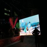 Крытый полный экран дисплея цвета P5 энергосберегающий Die-Casting арендный СИД