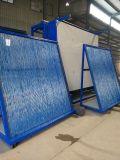 ガラストロリー-ハープのラック絶縁のガラストロリー機械
