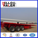 40FT e 20FT Container Semi Trailer Export alle Filippine
