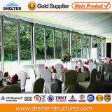 중국에 있는 Sale를 위한 Events Big Tent를 위해 15*15m Tables와 Chairs