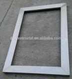 جدار جبل [3040ينش] مرآة أطر مع يصقل إنجاز
