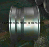 Сверхмощная оправа колеса тележки 22.5X13 и оправа колеса трейлера стальная