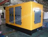 молчком тепловозный генератор 85kVA с двигателем R6105zd Weifang с утверждениями Ce/Soncap/CIQ