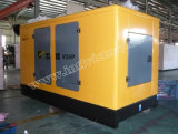 85kVA stille Diesel Generator met Weifang Motor R6105zd met Goedkeuring Ce/Soncap/CIQ