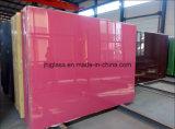 Fábrica de Shahe vidrio de flotador de la capa de la parte posterior del color de 3m m a de 6m m