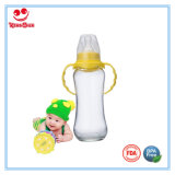 Arc Shaped Knell Baby Bottles for Newborns 8 OZ