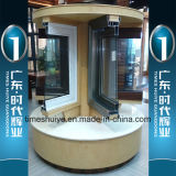 新しい到着の二重ガラスをはめ、新しいカラーのアルミニウム浴室のドア
