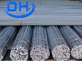 Tondo per cemento armato d'acciaio di alta qualità/tondo per cemento armato d'acciaio deforme HRB400