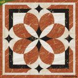 100X100 de marmeren Tegels van het Ontwerp van de Vloer van het Patroon met Beelden (C1616-01H)