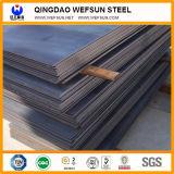Chapa de aço laminada a alta temperatura ASTM A36
