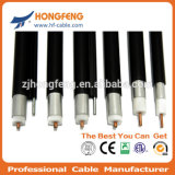 Câble coaxial Trunk Hard Line à faible perte Câble P3 500