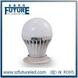 3W, 7W, 9W E14 B22 E27 Plástico Bombilla LED (2835SMD LED)
