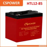 Bateria recarregável do gel de Cspower 12V 85ah - sistema solar Home