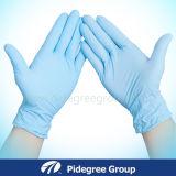 Het chirurgische Natuurlijke Gele Latex Gloves Levering in de Groothandelsprijzen van Maleisië