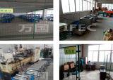 Codo sanitario de las instalaciones de tuberías de acero inoxidable