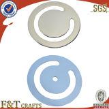 Señal, señal del metal, señal de encargo, clip de papel (FTBM002H)