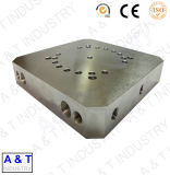 De aangepaste CNC van het Aluminium Scherpe Verticale Vervangstukken van de Machine van het Malen