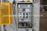 Frein de presse hydraulique de Wc67k 63t/2500 pour la plaque en acier de dépliement