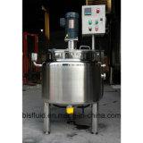 Acero inoxidable personalizada de agitación cristalizador (30-3200L)