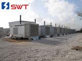 1500kVA 50Hz 40 Hqの容器の発電機