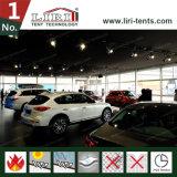 Freie Aluminiumüberspannung wasserdichtes Belüftung-Auto-Garage-Zelt für Verkauf