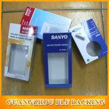 Коробка ложной ресницы упаковывая с окном PVC