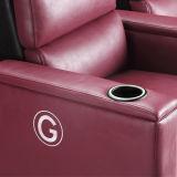 Ganascia di lusso Ls-821r della disposizione dei posti a sedere dell'attuatore del teatro del cinematografo di Leadcom
