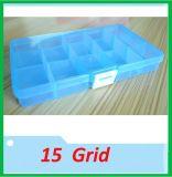 Оптовая съемная коробка 15 решеток пластичная