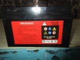 bateria acidificada ao chumbo selada 7A da motocicleta da manutenção 12V7ah livre