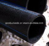 Tubo di alta pressione del rifornimento idrico dell'HDPE della golosità