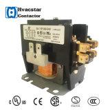 Contattore definito di scopo del condizionatore d'aria 24V 30A 1.5 Pali di alta qualità del certificato dell'UL